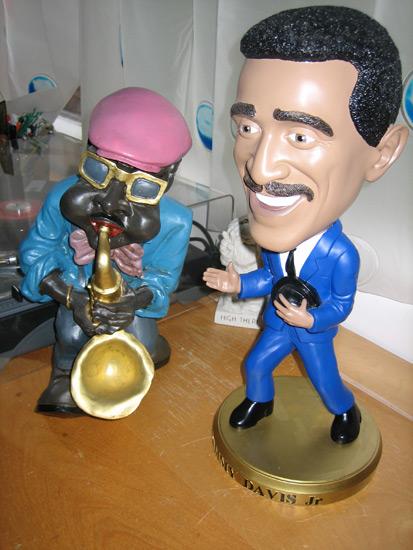 Sammy and the Jazzman