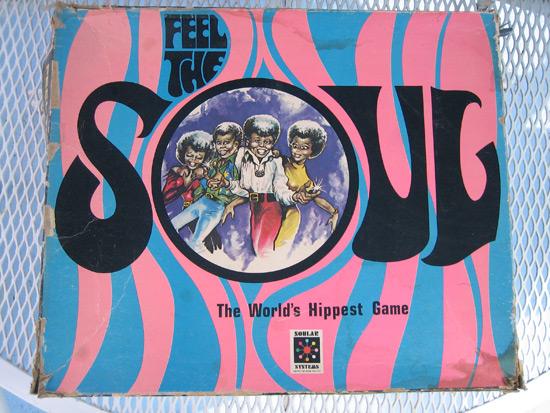 """Feel The Soul"" Game"