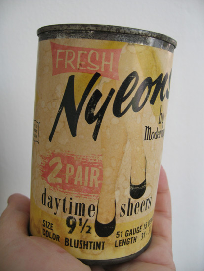 Nylon In A Can