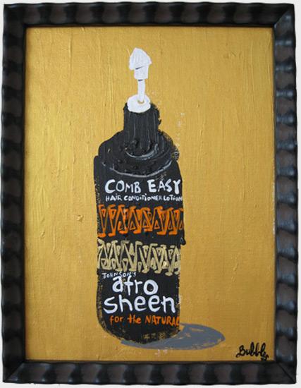 """Afrosheen Still Life"" By Bubbles The Artist"