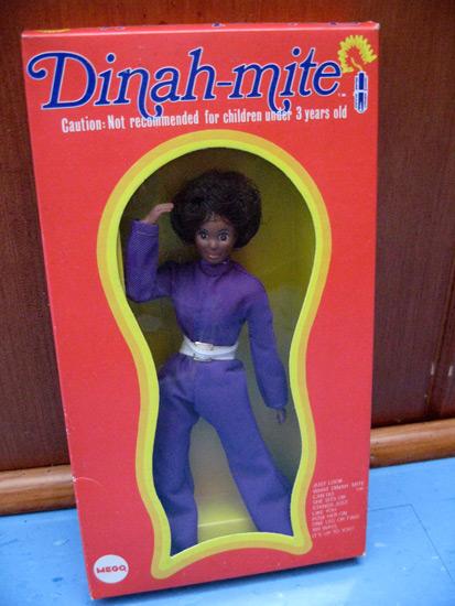 Dinah-Mite!